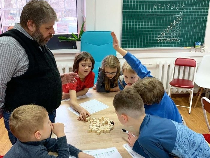 Математика — искусство для посвященных