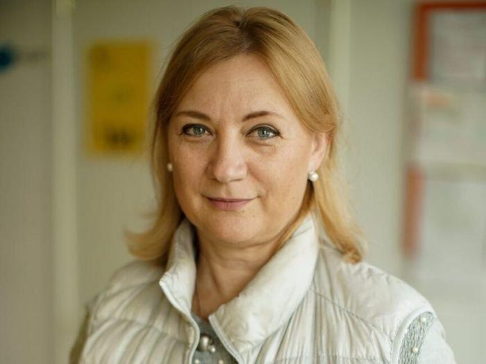 Нейропсихолог Ирина Абрамова